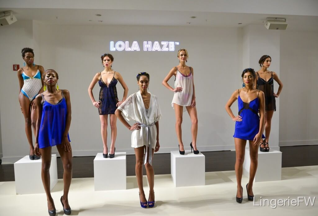 Lola Haze_Presentation 14_LingerieFW SS14_Alberto Lama Photography