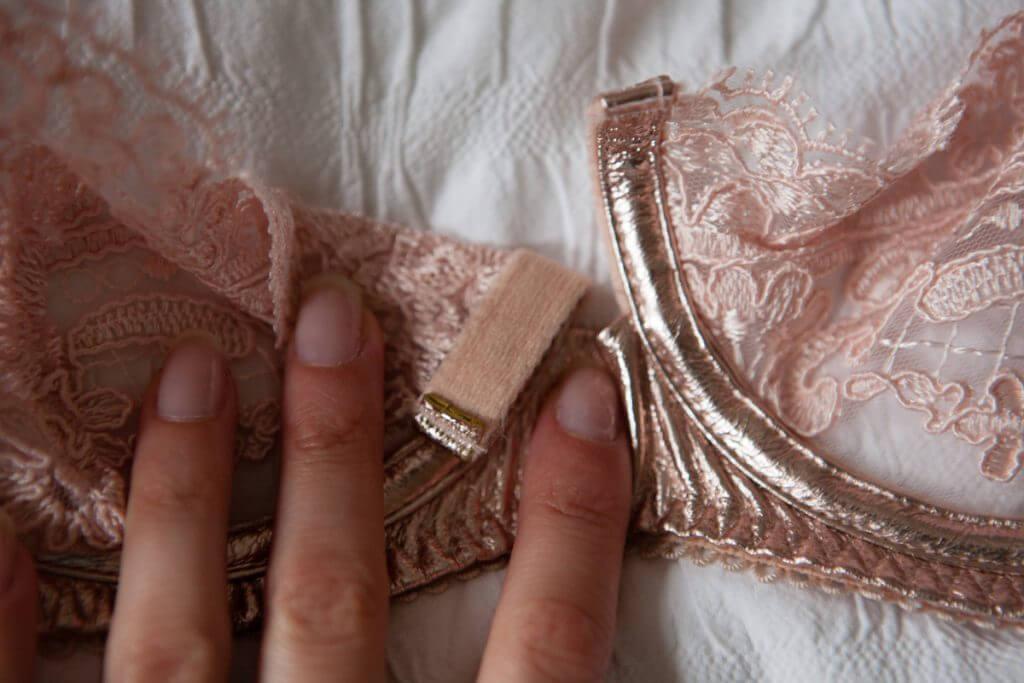 Loveday London 'Titania' bra