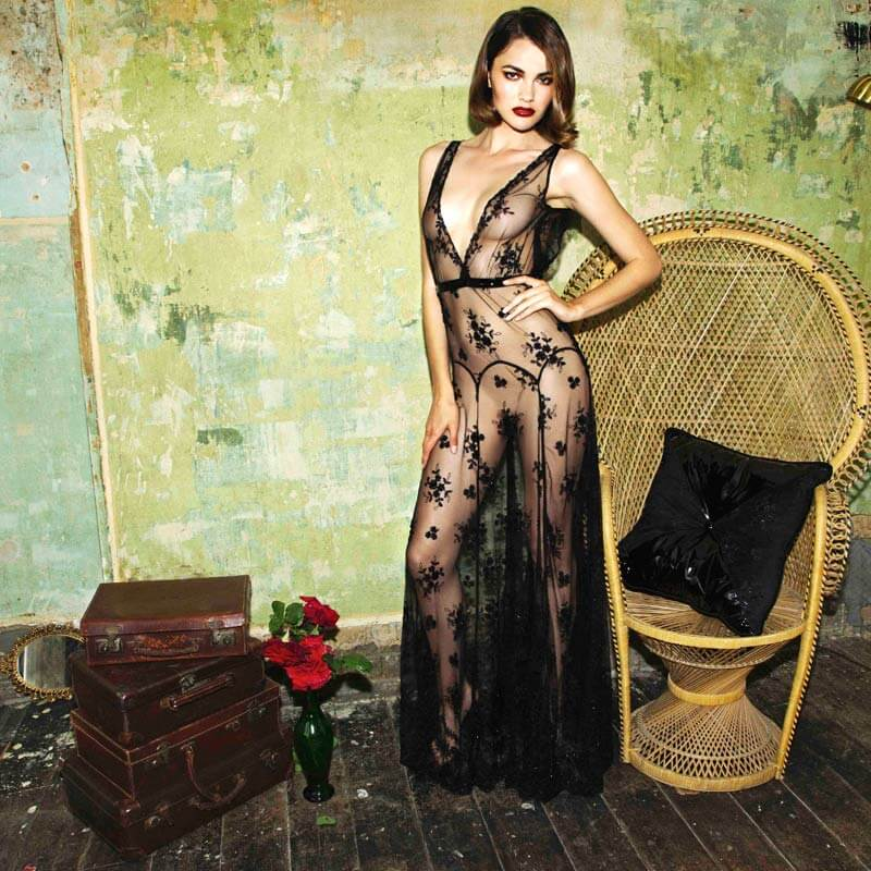 Loveday London Oncilla Boudoir Gown - $1238.46