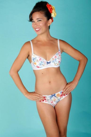 Lucy B Dizzy Padded Bra & Bikini