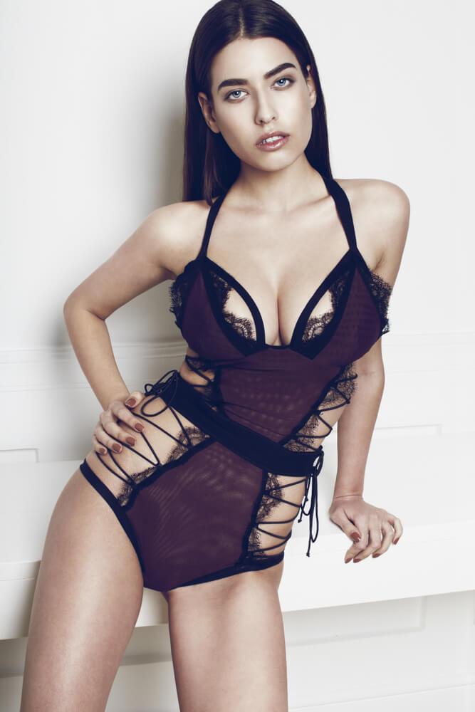 Ludique Body Viscious Bodysuit