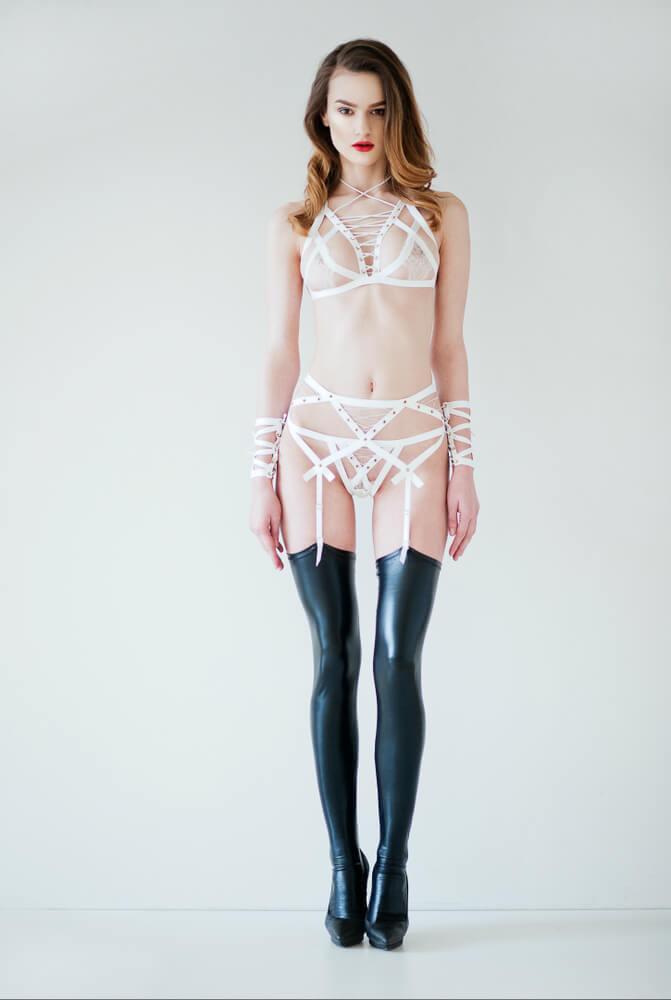 Ludique Lustful Suspender