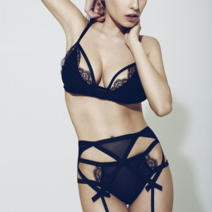 Introducing Ludique: Erotic Lingerie From Romania