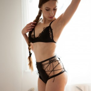 Review: Ludique 'Wicked' soft bra and high-waisted knicker