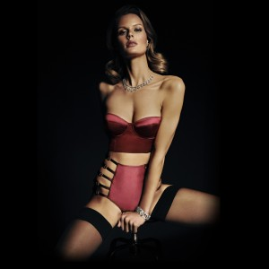 Introducing Luna Mae London: Invitation-Only Couture Lingerie