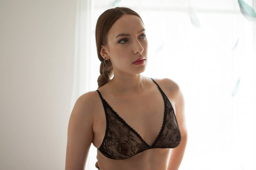 Luva Huva lace bra review 2