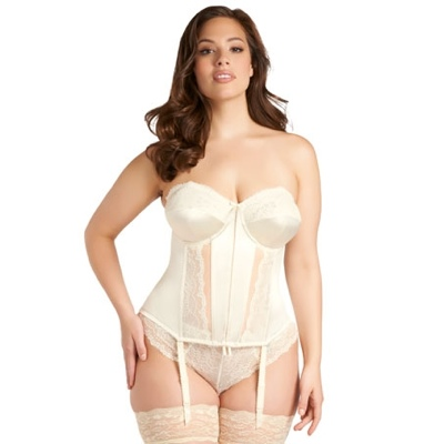 6 Pieces Of Plus Size Lingerie To Go Under Your Wedding Dress