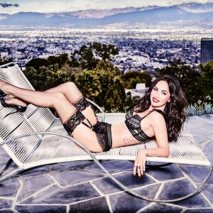 A Lingerie Icon's Last Gasp: Can Megan Fox Save Frederick's of Hollywood?