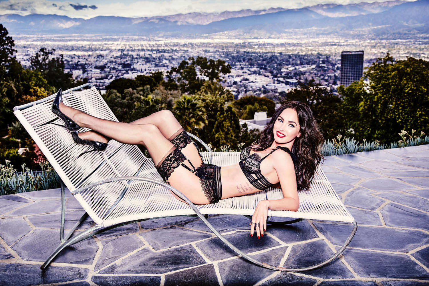350d7ea10260a Can Megan Fox Save Frederick's of Hollywood? | The Lingerie Addict