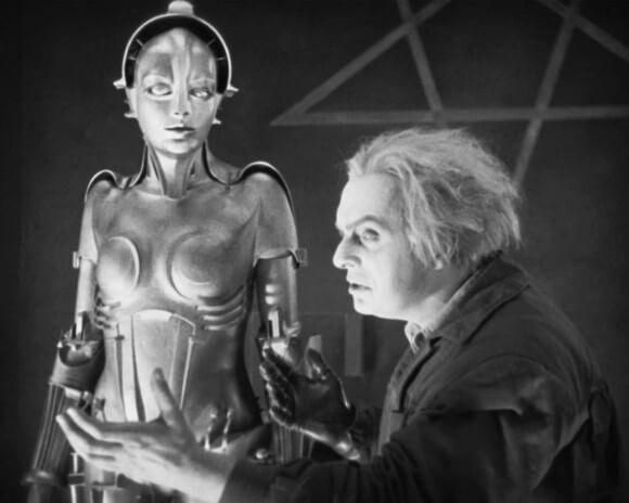 Fritz Lang's 1927 Silent Film 'Metropolis' via Metropolis1927