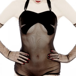 Vintage Glamour: Lingerie Inspired by Burlesque and Musical Film
