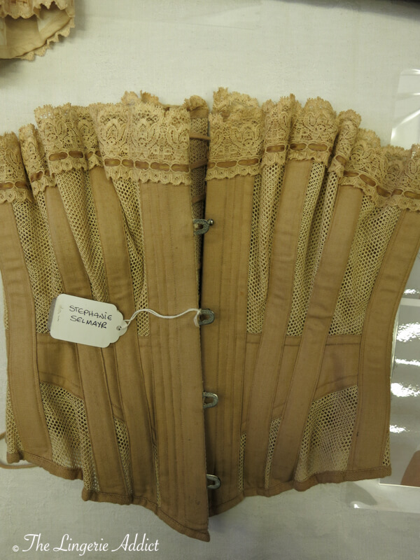 Oxford Conference of Corsetry Antique Corset 5