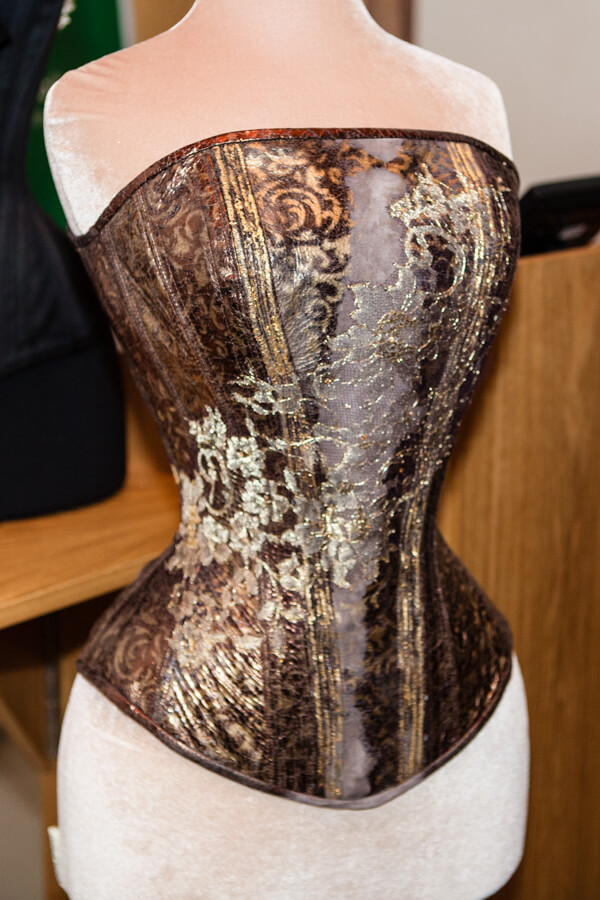 Oxford Conference of Corsetry - Clessidra