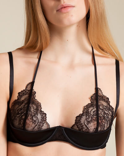 Paloma Casile - Alfred Shelf Bra - Nancy Meyer