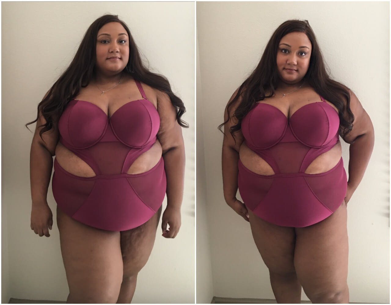 85702c337b Plus Size Swimsuit Review  GabiFresh x Swimsuits for All