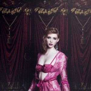A Little Bit of Lace: New Images from Sonata Lingerie