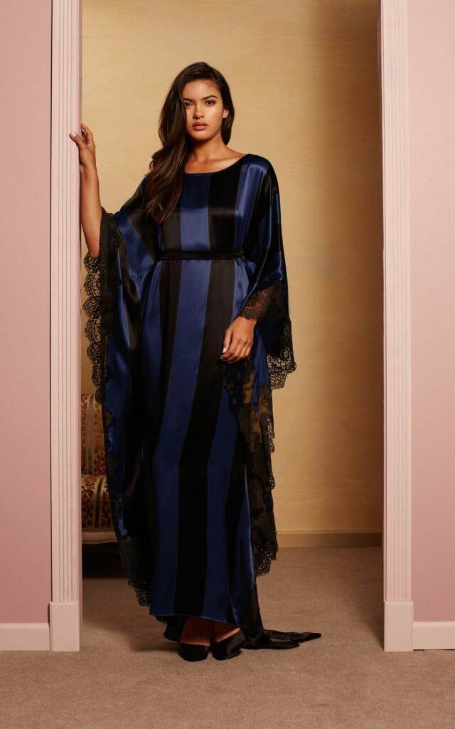 Rosamosario - Luxury Haute Couture Italian Silk and Lace Lingerie