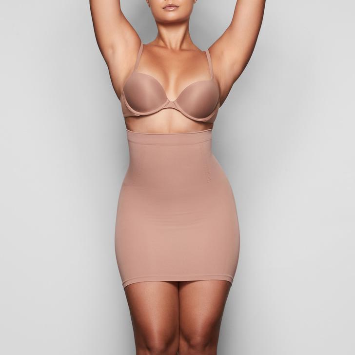 Kim Kardashian SKIMS Long Skirt Slip