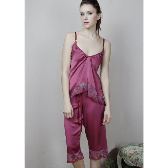 Sandmaiden pajamas front