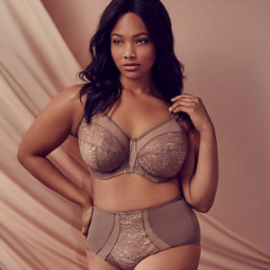 Plus Size Bra Shopping: Nude Bras for Brown Skin