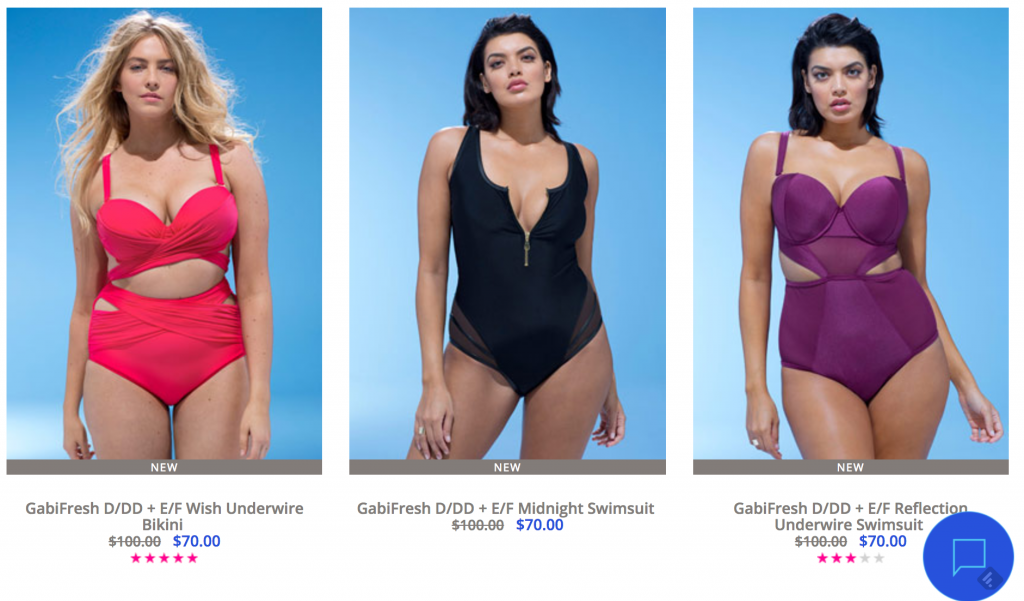 GabiFresh x Swimsuits for All