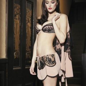 Shell Belle Couture Lingerie A/W 2014