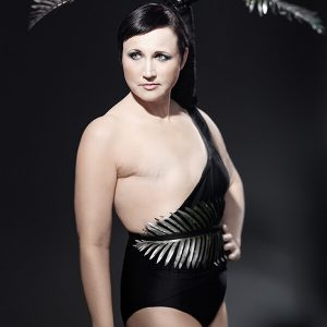 Radically Gorgeous Mastectomy Swimwear: Monokini 2.0