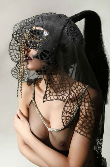 Steph Aman Headdress