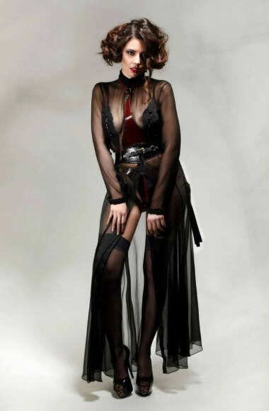 Steph Aman Mistress Gown