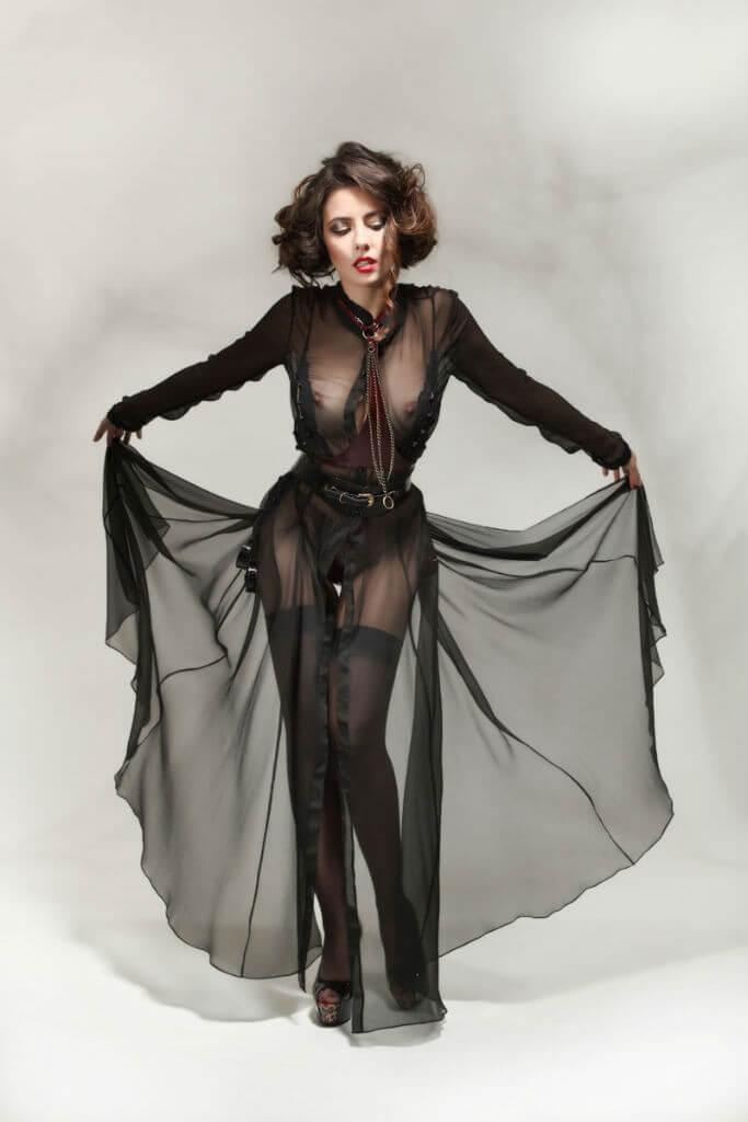 Steph Aman Violet Dress