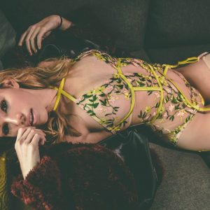 Introducing Studio Pia: Ethical, Heirloom Luxury Lingerie