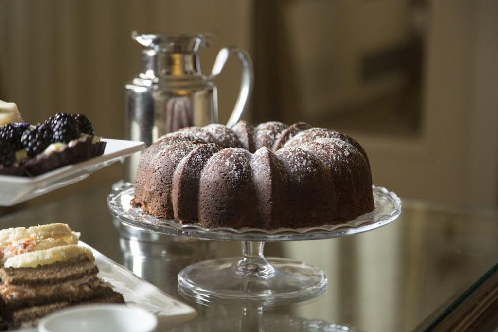Sweet Nothings Chocolate Pound Cake, Photo- Kristen Blush