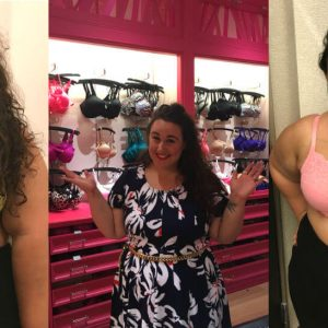 Plus Size Bra Fitting: Comparing Three In-Store Experiences