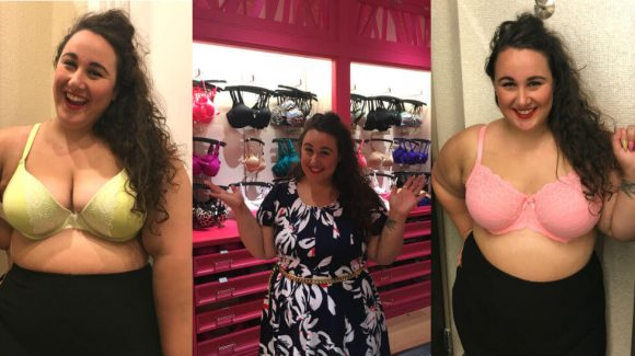 00fbc689fed60 Plus Size Bra Fitting  Comparing Three In-Store Experiences
