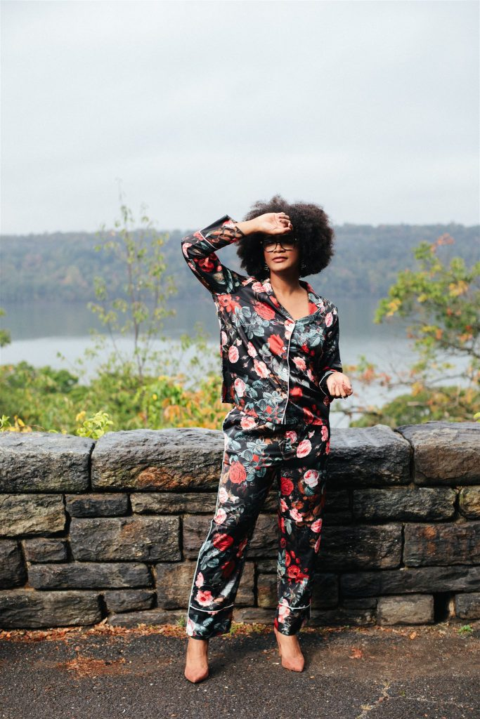 Kilo Brava satin pajamas - loungwear for your lifestyle