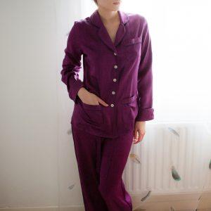 Luxury Silk Loungewear Review: Olivia Von Halle 'Coco' Pajamas