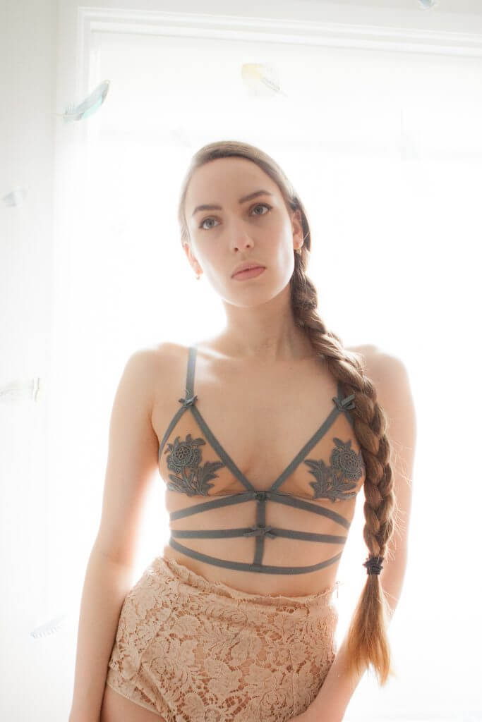 3760dd7e757 Lingerie Review   Nikkie  Bralette By Skivvies By For Love   Lemons