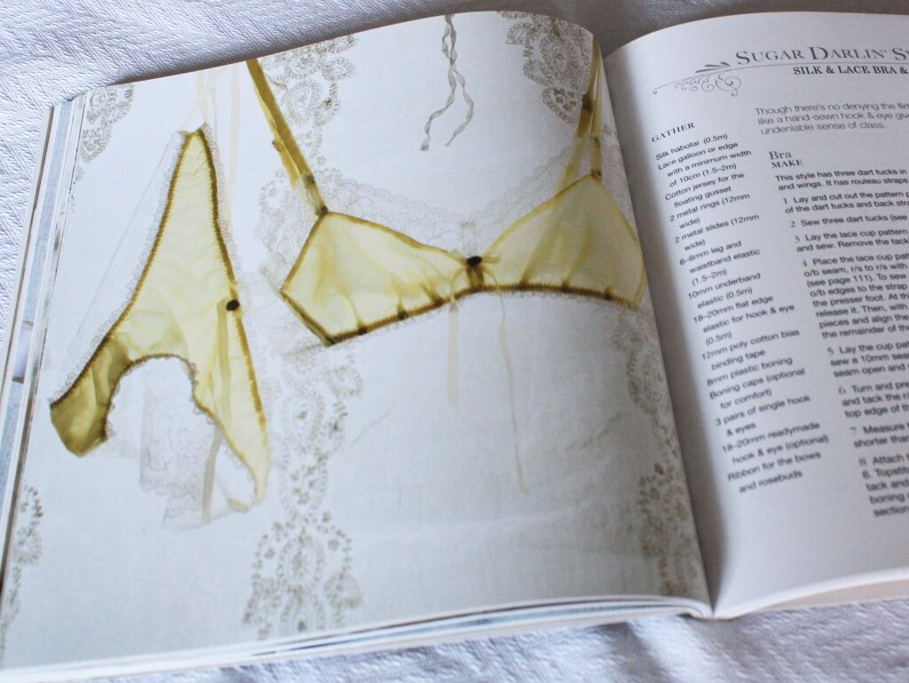 The Secrets of Sewing Lingerie - Katherine Sheers and Laura Stanford