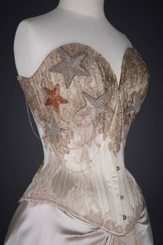 'Trinity' corset by Pop Antique, Vanyanís and Sparklewren. Photography by Tigz Rice for The Underpinnings Museum