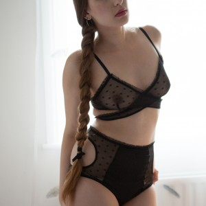Review: Toru & Naoko 'Kelly' Soft Bra and High-Waisted Knicker Set