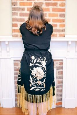 Trashy Diva Flapper Robe