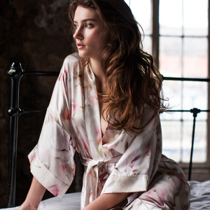 Introducing Violet & Wren: Luscious Silk Loungewear