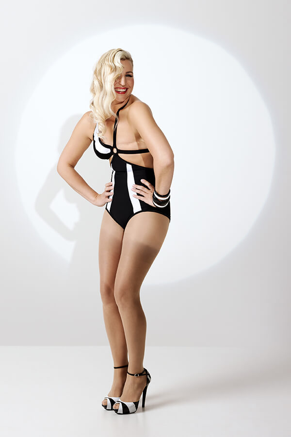 Virve Monokini designed by TYRA THERMAN for Monokini 2.0