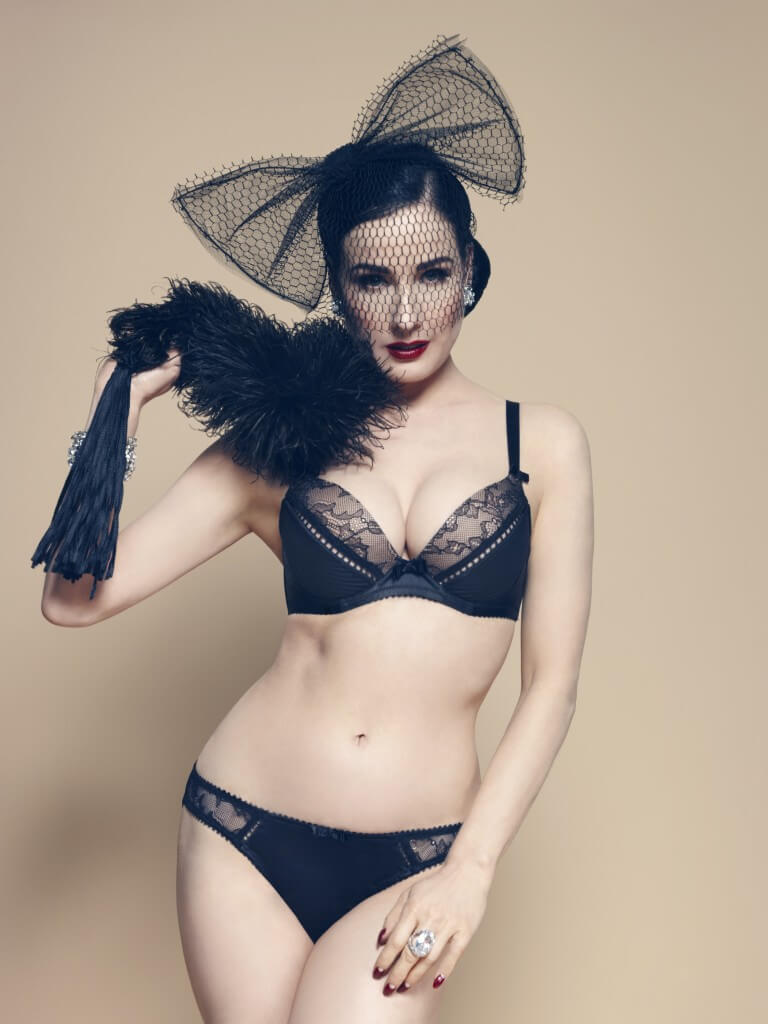 Dita Von Teese Lingerie 'Her Sexcellency'