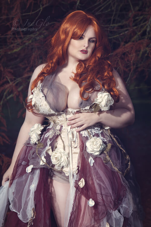 """Rosie Red """"Wild Roses"""" 
