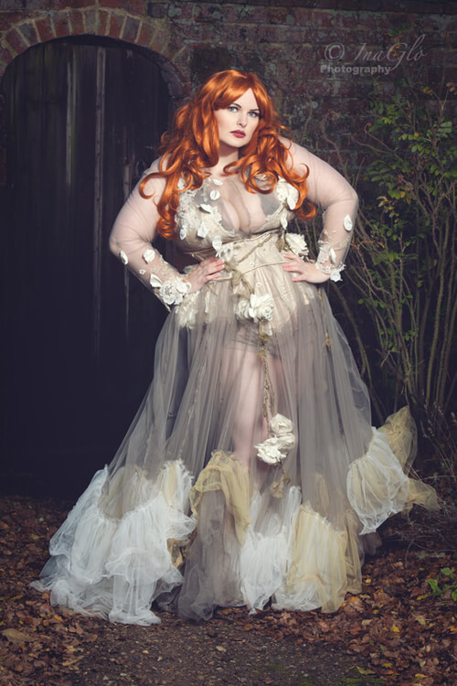 """Rosie Red """"Wild Roses"""" Collection 