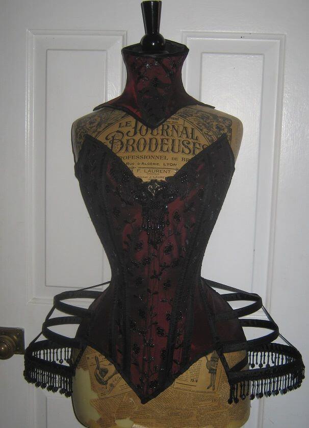 Wyte Phantom pannier corset