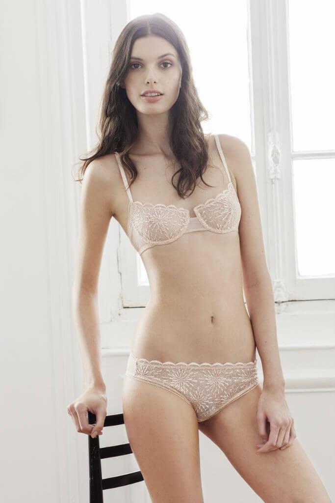 Yse Lingerie La Vedette blush 2