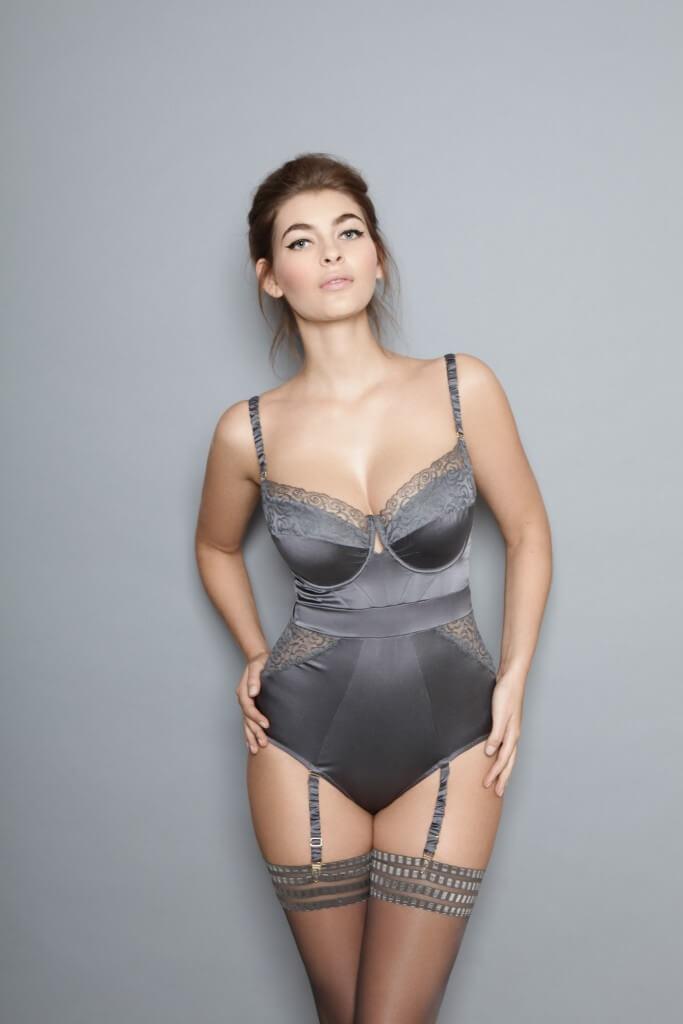 adina reay ava graphite bodysuit