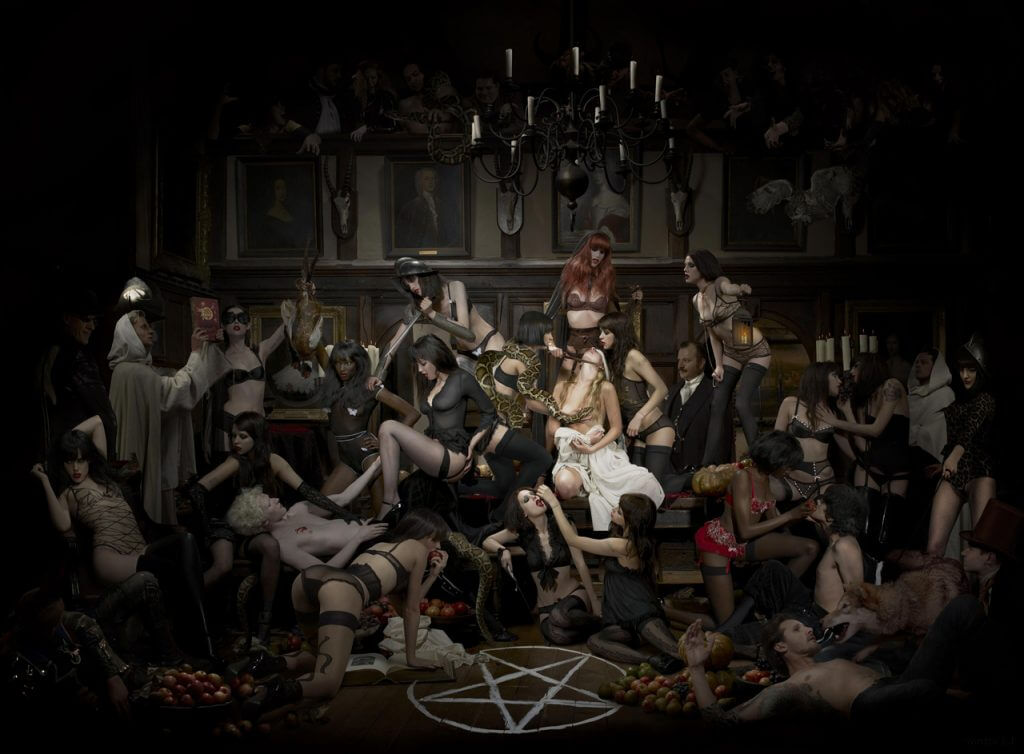 Agent Provocateur 2008 - Season of the Witch